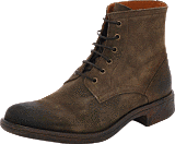 Mentor - Military Boot Elephant Suede
