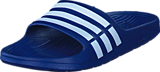 adidas Sport Performance - Duramo Slide True Blue/White/True Blue