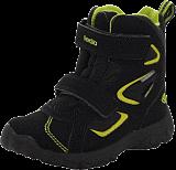 Treksta - Viper Velcro GTX Black/lime