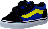Vans - T Old Skool V Black/Skydiver
