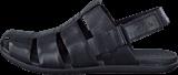 Clarks - Valor Sky Black Leather