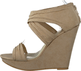 Sugarfree Shoes - Paige Beige