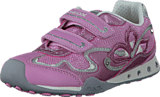 Geox - J N.Jocker G.B Pink-Pink