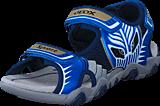 Geox - Jr Sandal Strike Navy/Lt Blue
