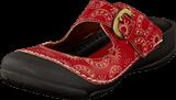 Soft Comfort - Tatum Red