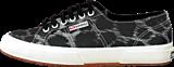 Superga - 2750 Animal Black Leopard