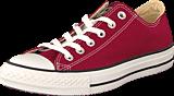 Converse - Chuck Taylor All Star Ox Canvas Maroon