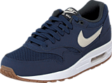 Nike - Air Max 1 Essential Midnight Navy/Light Bone-White
