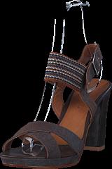 Ilse Jacobsen - Tall Sandal W-Ribbon