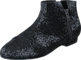 Black Secret - Fannel Sequin Boot