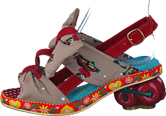 Irregular Choice - Cherry-Aid