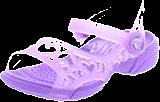 Crocs - ADRIANA HEARTS FLAT C