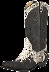 Sancho Boots - black box crazy