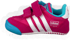 adidas Sport Performance - Learn2Walk Dragon C Pink/Ftwr White/Bold Pink