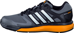 adidas Sport Performance - Snova Glide 6 K Grey/Core White/Solar Gold
