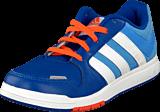 adidas Sport Performance - Lk Trainer 6 K Royal/Ftwr White/Lucky Blue