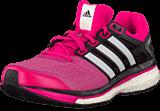 adidas Sport Performance - Supernova Glide 6 W Solar Pink/Zero /Core Black