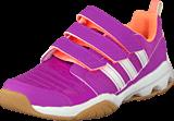 adidas Sport Performance - Gymplus 3 Cf K Pink/White/Orange