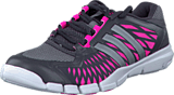 adidas Sport Performance - A.T. 360 Control Light Onix/Tech Grey/Pink
