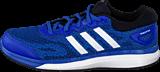 adidas Sport Performance - Response K Blue Beauty/White/Solar Blue