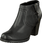 Clarks - Macay Halle Black