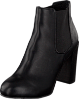 Bianco - Chelsea Boot Black