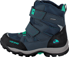 Viking - Chilly II Velcro Navy/Green