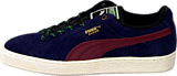 Puma - Suede Classic+ Winterized Peacoat