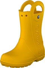 Crocs - Handle It rain Boot Kids Yellow