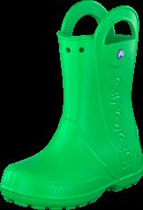 Crocs - Handle It Rain Boot Kids Grass Green