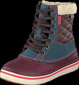 Crocs - AllCast Waterproof Duck Boot W Nightfall/Crl