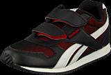 Reebok Classic - Reebok Royal Cljogg Black/White/China Red