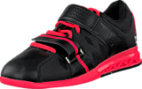 Reebok - R Crossfit Lifter Plus2.0 Black/Neon Cherry/White