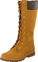 Timberland - Girls Classic Tall Lace Up Wheat
