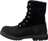 Timberland - Auth Teddy Fleece Black
