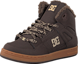 DC Shoes - Kids Rebound Wnt Shoe Brn/Oc/Gld