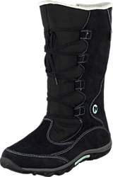 Merrell - Jungle Moc Boot Wtpf Black/Mint