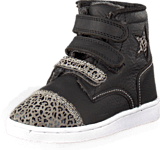 Rugged Gear - Cup Star Fur Black/Grey Leo