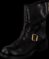 Billi Bi - Black 982 Anaconda/Gold 302 V Black/Gold