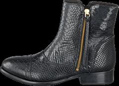 Billi Bi - Black 982 Anaconda/Gold 402 T Black/Gold