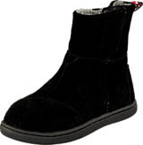 Toms - Suede Tiny Nepal  Boots Black