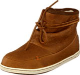 Hub Footwear - Queen Brown/White