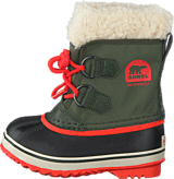 Sorel - Yoot Pac Nylon 347 Surplus Green