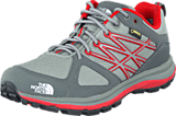 The North Face - W Litewave Gtx Gri Gry/Ram Pin