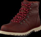 The North Face - Ballard II Brown , Red