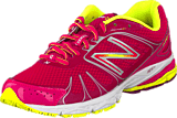 New Balance - W770MP4 Pink/Yellow