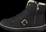 Rieker - Z4213-00 Black
