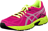 Asics - Patriot 7 Hot Pink/Silver/Yellow