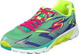 Skechers - Go Run 4 Aqua/purple