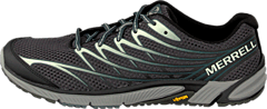 Merrell - Bare Access 4 Black/Dark Grey